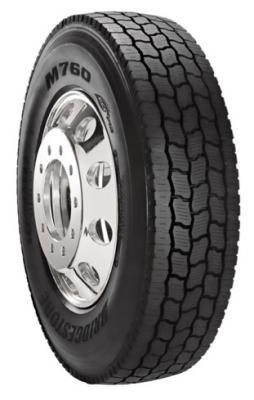 Ecopia M760 Tires
